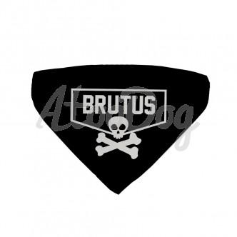 fbea68677881 Collier bandana chien Brutus - AtooDog