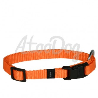 collier clip orange pour chien karlie. Black Bedroom Furniture Sets. Home Design Ideas