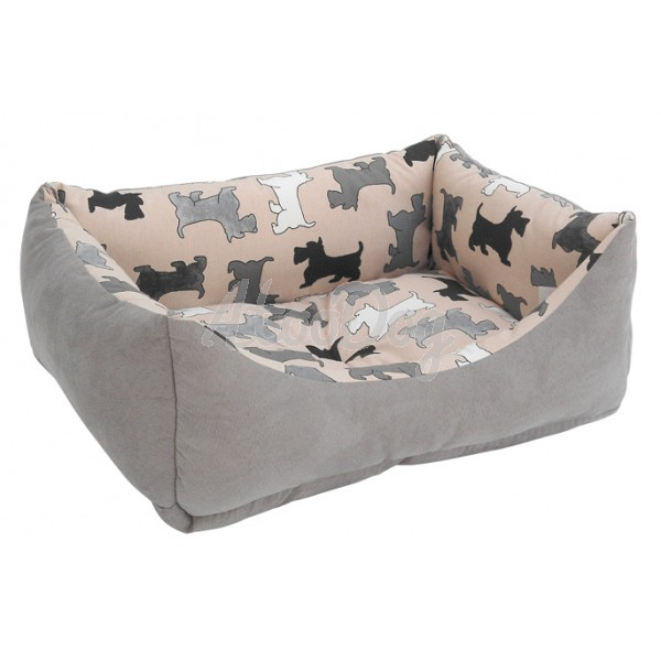 sofa pour chien chic westy. Black Bedroom Furniture Sets. Home Design Ideas