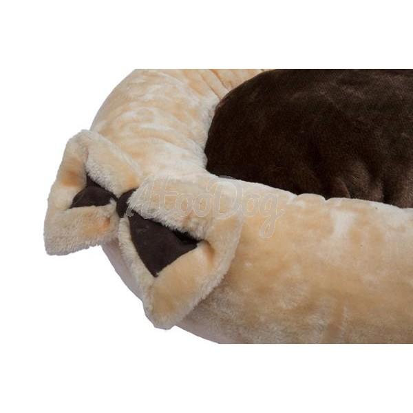 canap pour chien chic beige d houssable. Black Bedroom Furniture Sets. Home Design Ideas