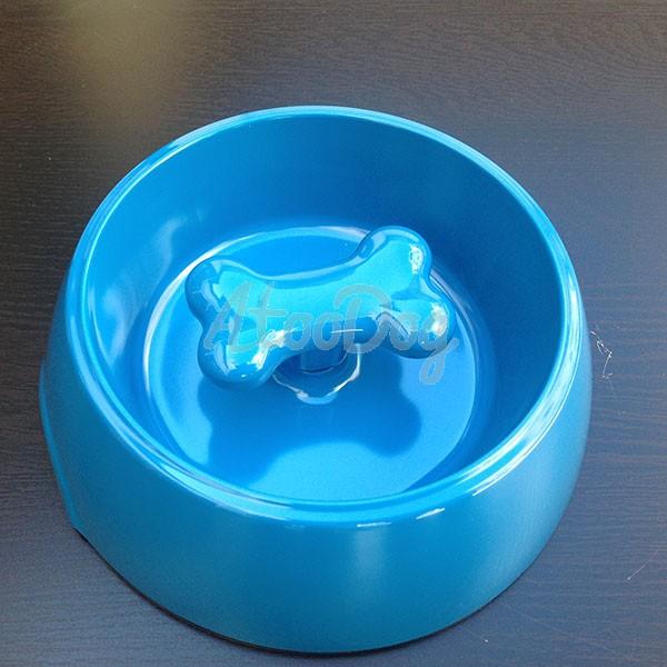 gamelle pour chien sp cial r gime bleue sur. Black Bedroom Furniture Sets. Home Design Ideas