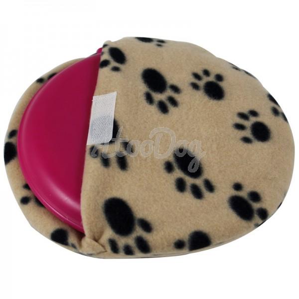 Panier Pour Jack Russel Pas Cher : Bouillotte pour chien snuggle safe atoodog