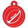 Médaille personnalisée Pays de Galles