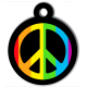 medaille_personnalisee_chien_lifestyle_peace_and_love_drapeau_gay_hippie