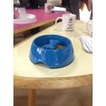 Gamelle chien bleue design créateur