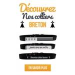 collier chien breton