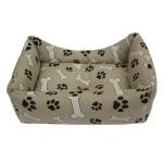 sofa pour chien os