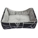 sofa silver pour chien