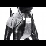 impermeable transparent avec ceinture
