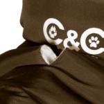 manteau chien chaud