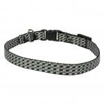 collier de chien noir