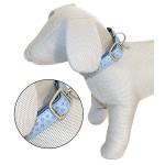 collier pour chien bleu