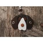 Médaille porte clé de race Pointer | AtooDog.fr