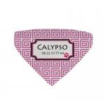 bandana-chien-grec-rose-calypso+tel