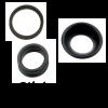 Réducteur d'anneaux de ciseaux de toilettage