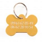 Médaille chien