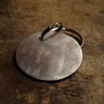 Médaille personnalisée pour chien Casual Atoodog | AtooDog.fr