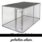 protection chenil chien