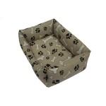 sofa motif os pour chien