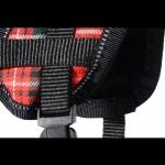 harnais scratch ecossais