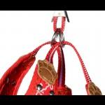 harnais confort rouge