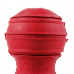 jouet dental rouge chien